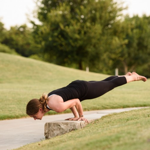 Rocket Yoga with Shanna (Butler Park)