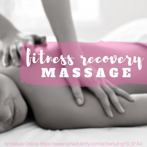 Soothe & stabilize. This innovative massage allows you to reset & recharge from your active lifestyle.