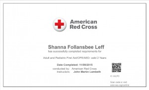 redcrosscertification